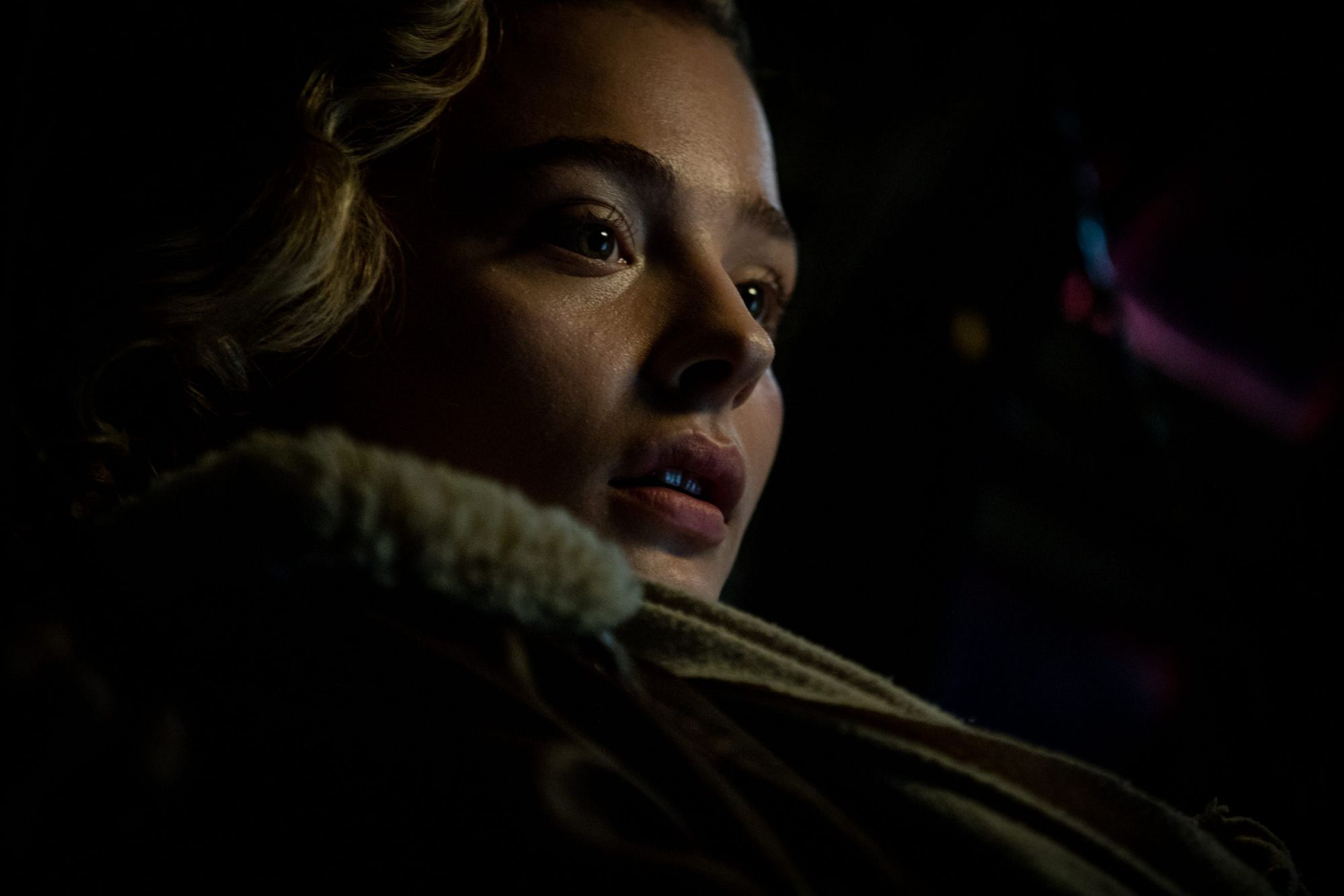 "Chloe Grace Moretz rescues WWII's crazy monster movie ""Shadow in the Cloud"""