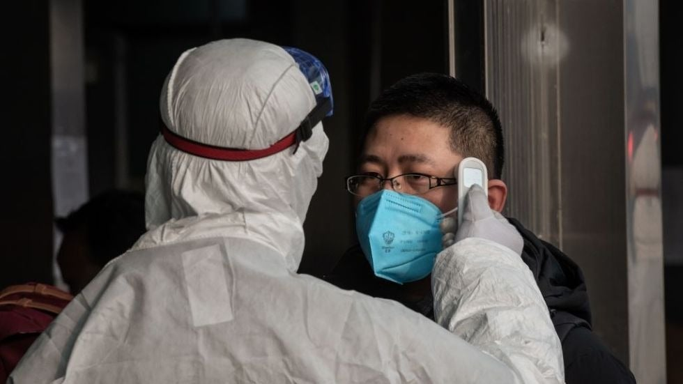 The study shows that the cases of coronavirus infection in Wuhan may be ten times higher than what has been reported