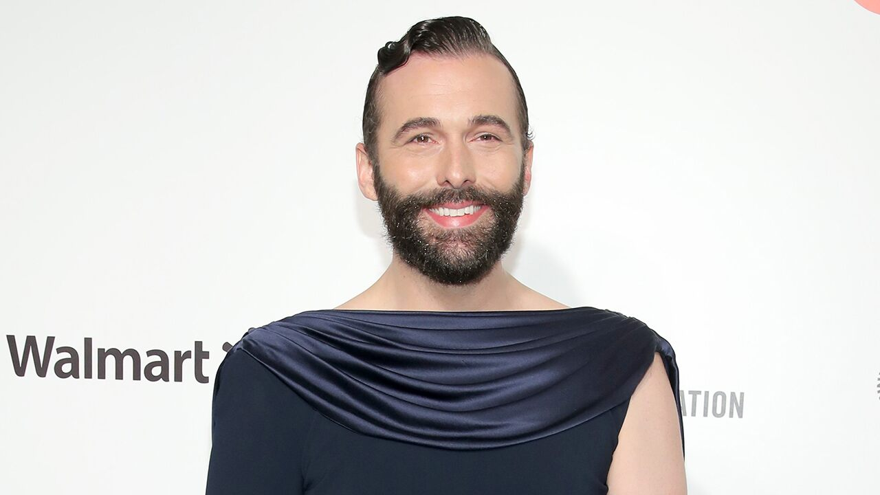 """Queer Eye"" star Jonathan Van Ness reveals that he married in secret"