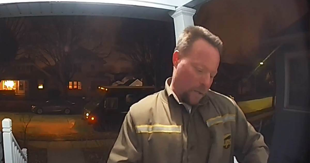 A UPS agent seen in racist ranting footage is terminated while being delivered to a Latino home