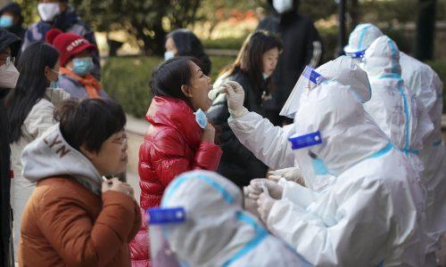 Millions in China under new restrictions amid escalating COVID-19 near Beijing: Coronavirus Update: NPR