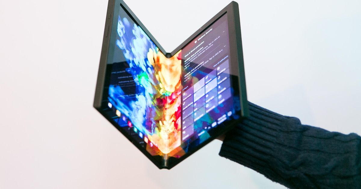 CES 2021 Preview: Narrow commercial laptops will be the hot status symbol