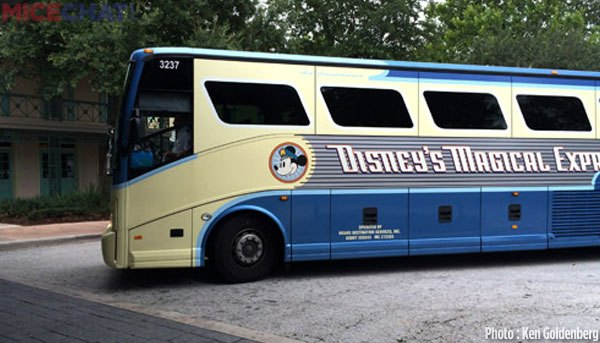 -Break: Disney World Magical Express Quit & # 038;  Extra Magic Hours replaced