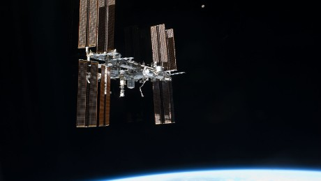 Quick facts about the International Space Station