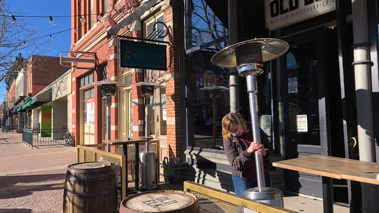 Restaurants and bars flock to propane amid the winter pandemic