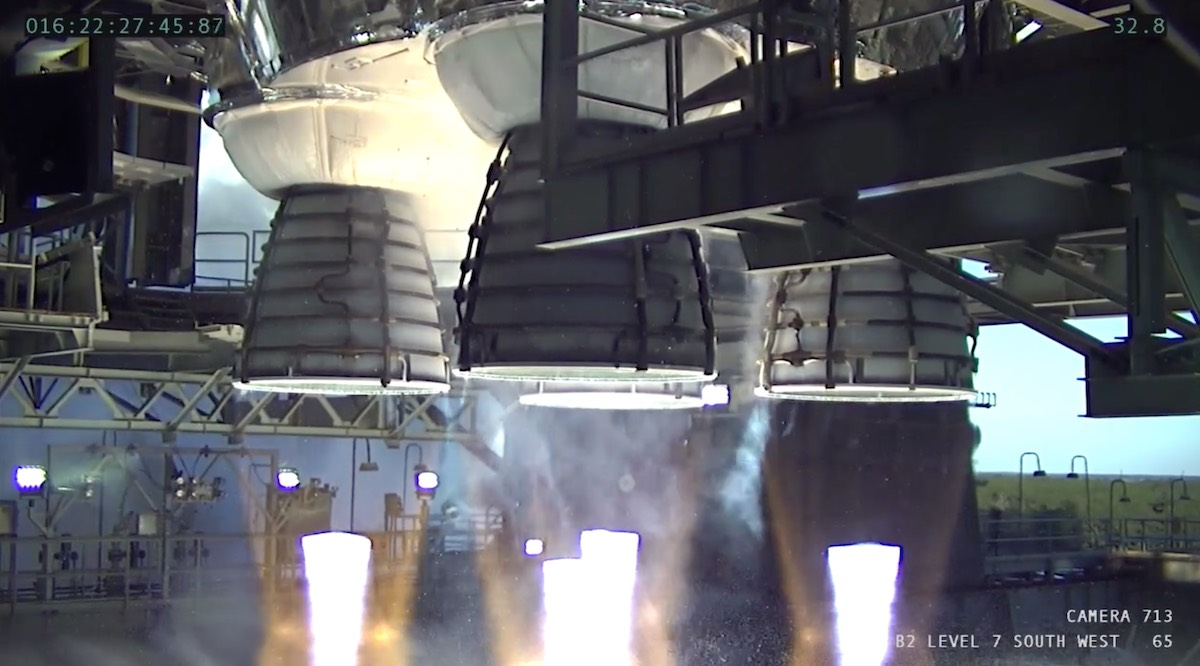 NASA Investigates Why NASA's Moon Rocket Launch Test End Early – Spaceflight Now