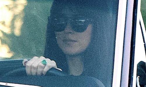 Dakota Johnson wears a huge ring amidst Chris Martin's engagement rumors