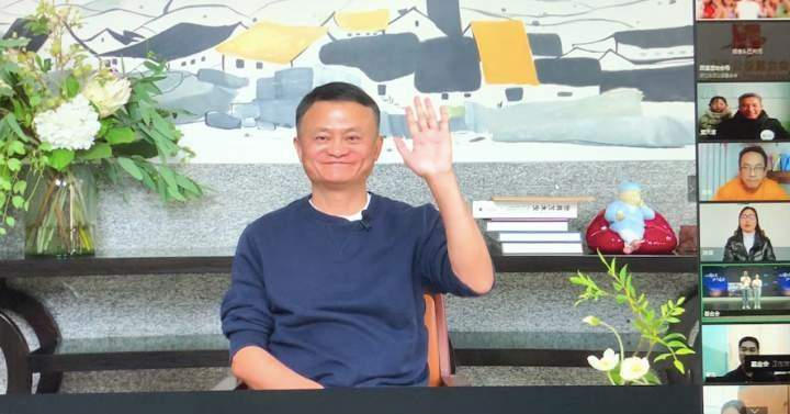 Alibaba shares jump after TechCrunch – Jack Ma debuts in 3 months