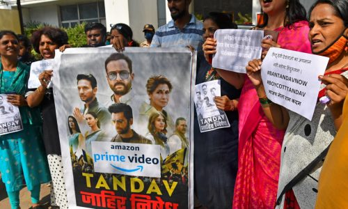 Amazon Prime makers apologize after India's Bharatiya Janata Party protest    Arts and Culture News