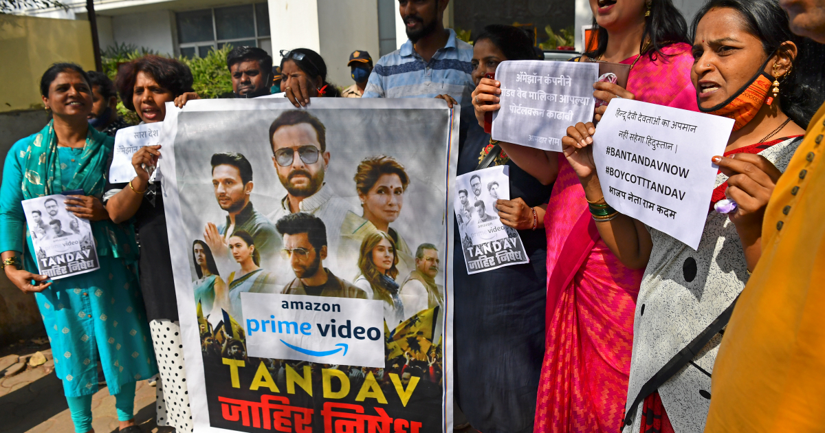 Amazon Prime makers apologize after India's Bharatiya Janata Party protest |  Arts and Culture News