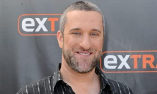 """""""Bell saved her"""" star Dustin Diamond at the hospital"""