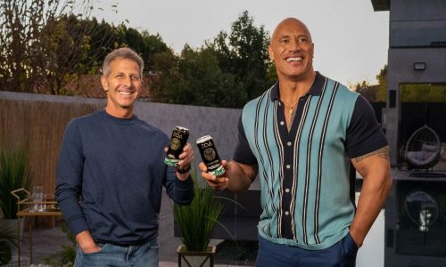 Dwayne Johnson launches ZOA Energy Drink line
