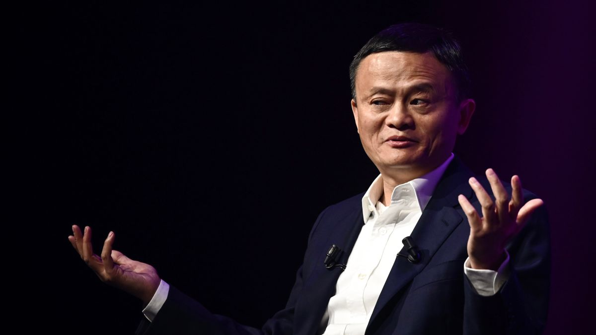 Jack Ma returns out of nowhere he has been for the past few months