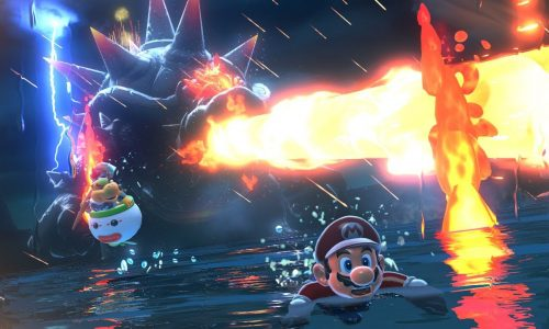 Nintendo is sharing new information about the Bowser Fury mode in Super Mario 3D World