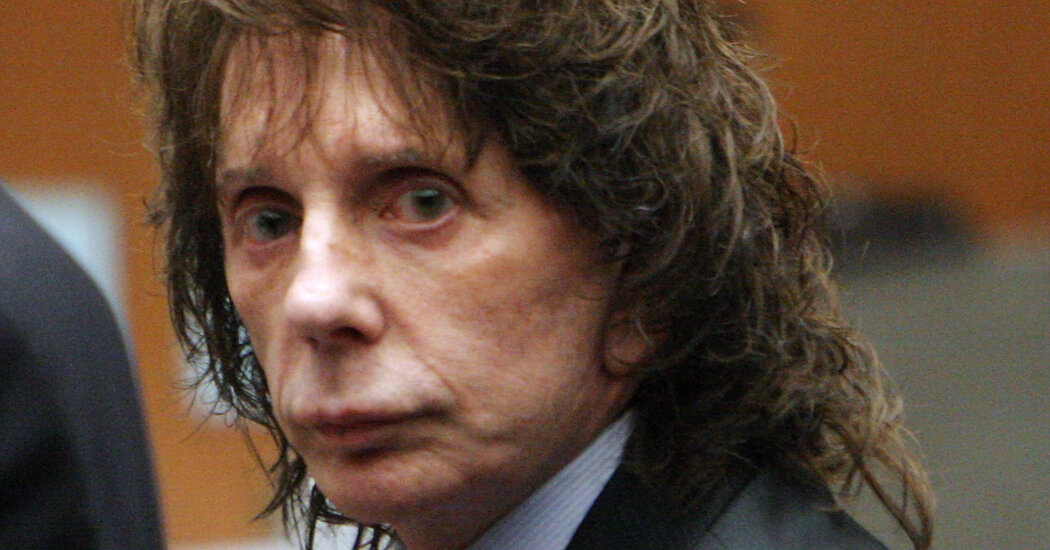 Phil Spector, the famous music producer, imprisoned for the murder, has died at the age of 81
