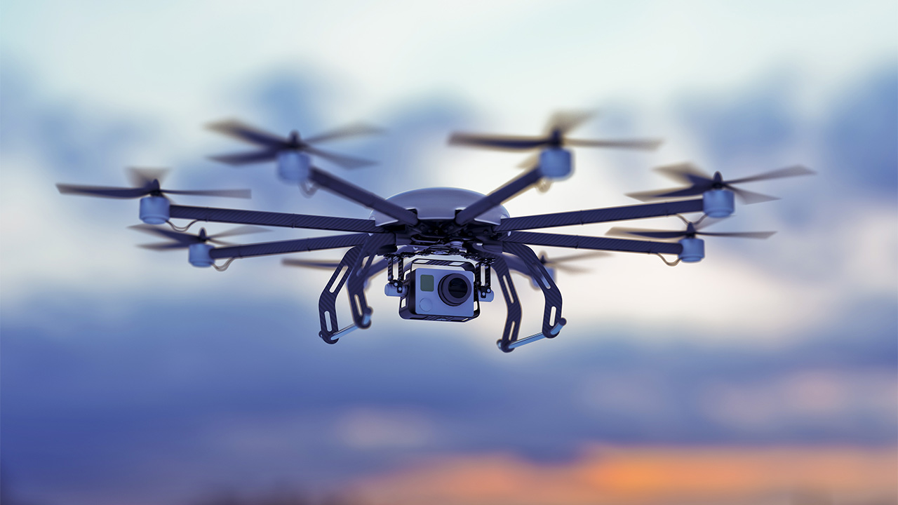 The Federal Aviation Administration approves the first fully automated commercial drone flight