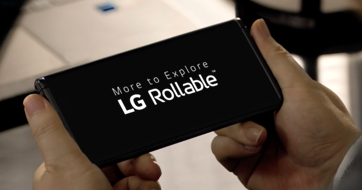 The LG Rollable that was unveiled at CES is truly real, as it will be released in 2021