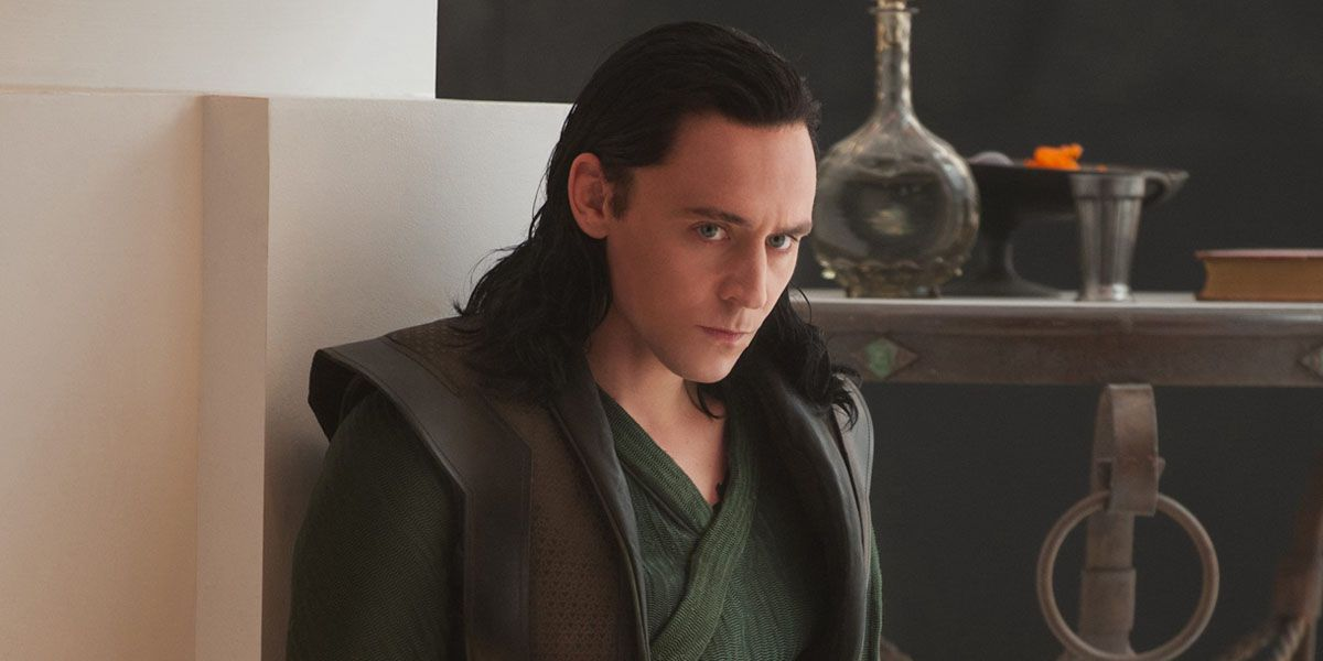 Tom Hiddleston accuses Paul Bettany of stealing Loki's trick